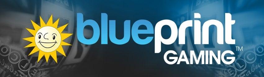 Blueprint tarjoaa mielenkiintoisia kolikkopelejä