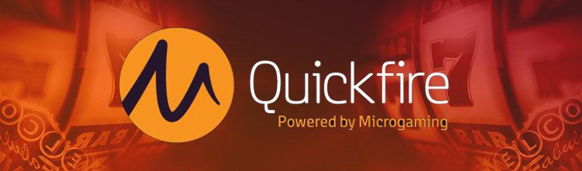 Quickfire on Microgamingin valmistama pelialusta