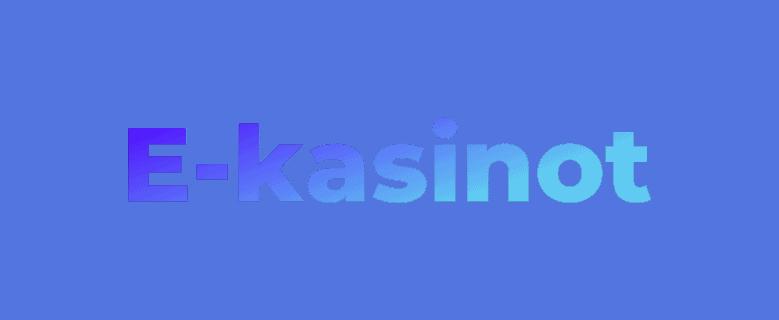 E-kasinot